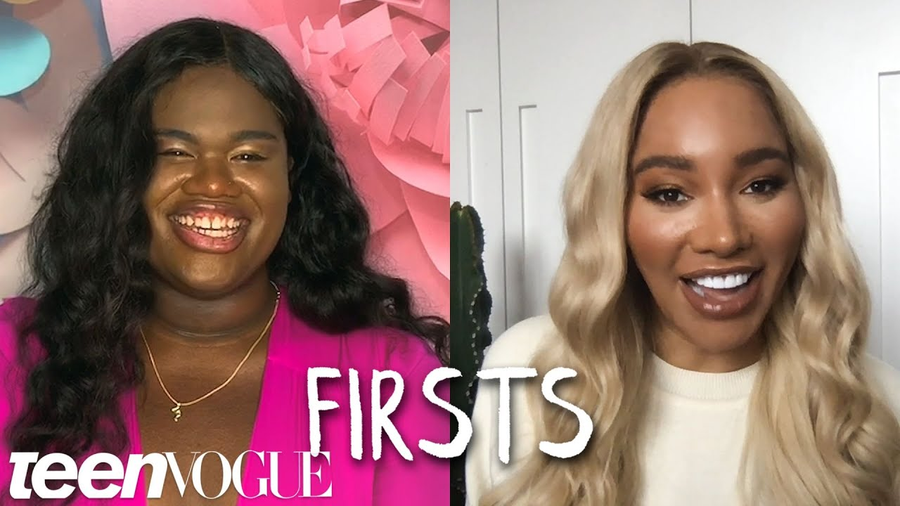 Jari Jones and Munroe Bergdorf Share Their Firsts | Teen Vogue