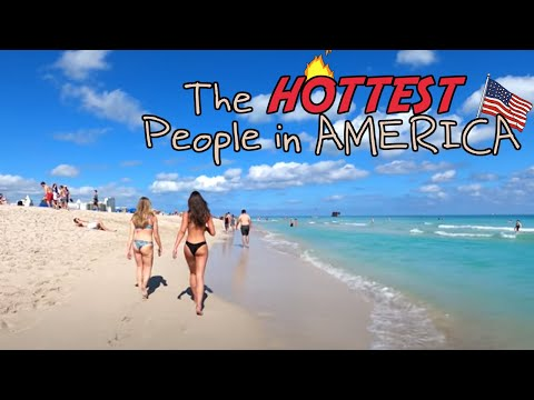 The HOTTEST PEOPLE In AMERICA 😍