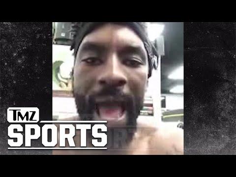 Ex-NBA Star Ben Gordon Made Video Threats Before Hospitalization   TMZ Sports