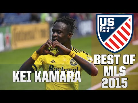 Kei Kamara ● Skills, Goals, Highlights MLS 2015 ● US Soccer Soul | HD