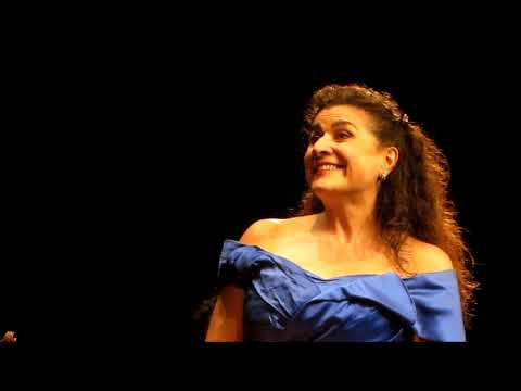 Cecilia Bartoli sings Quell'augellin, 2019