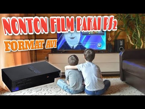 CARA MEMUTAR VIDEO DI PS2