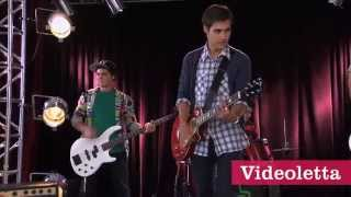 "Violetta 2 English - Guys sing ""Habla si puedes"" Rock Version Ep.44"