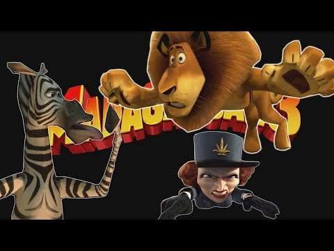 [YTP] Madagascar 3: R.I.P.ing it Up