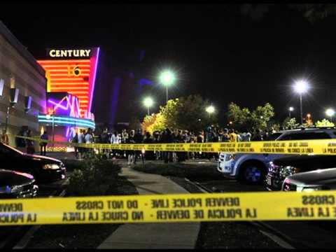 Century 16 Movie Theater Shooting Incident Police Radio Tran