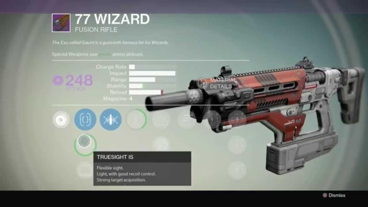 77 wizard fusion rifle