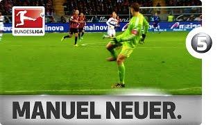 Top 5 Moments - Manuel Neuer 2014/15