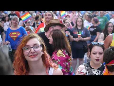 Huntington, WV Inaugural  Pride Festival June 2019