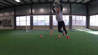 Incredible Handling and Goalkeeper Fitness