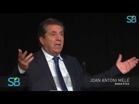 Joan Antoni Melé | La dignidad humana, fundamento de una nueva economía | Banca Ética