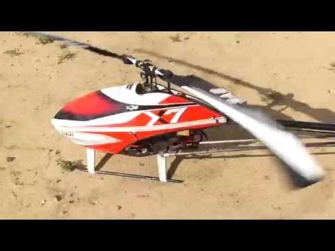 Speedflight: Gaui X7