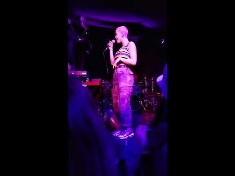 Jorja Smith Live - Beautiful Little Fools - The Echo Los Angeles