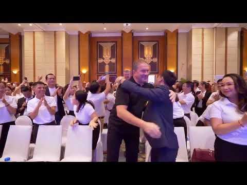 Cryptaur Rising Power  Conference in Hanoi 22 04 2018