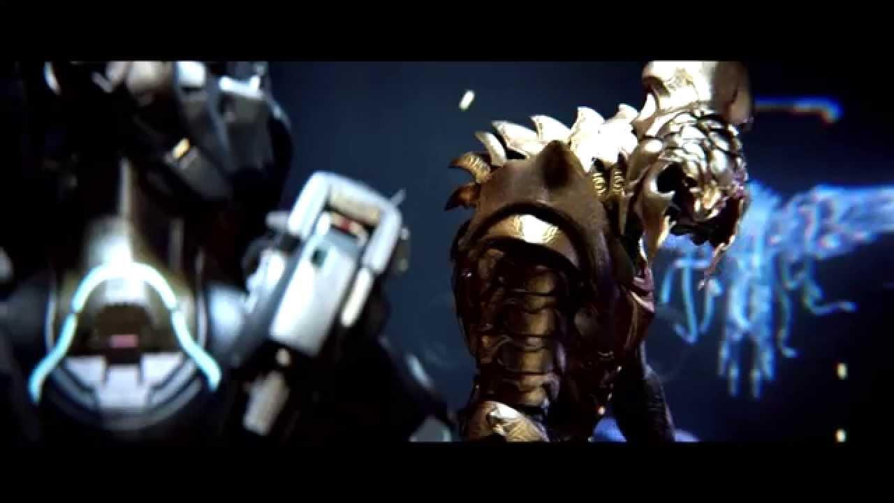 Agent Locke & Arbiter Cinematic Cutscenes - Halo: The Master Chief  Collection Halo 2: Anniversary