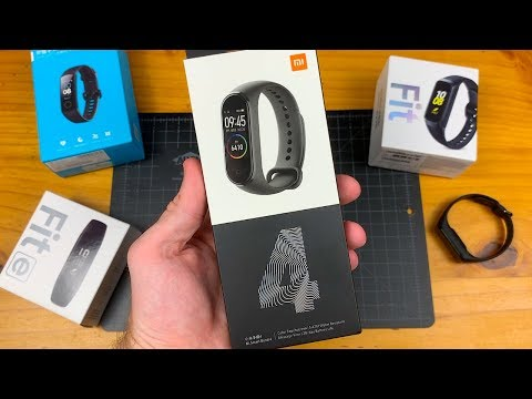 Xiaomi Mi Band 4 Unboxing & First Impressions