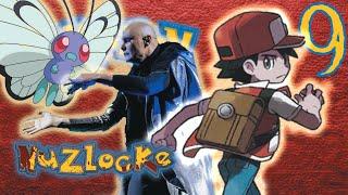 Pokémon Fire Red: Nuzlocke ✭PART✭ 9: BULLET WITH BUTTERFREE WINGS!