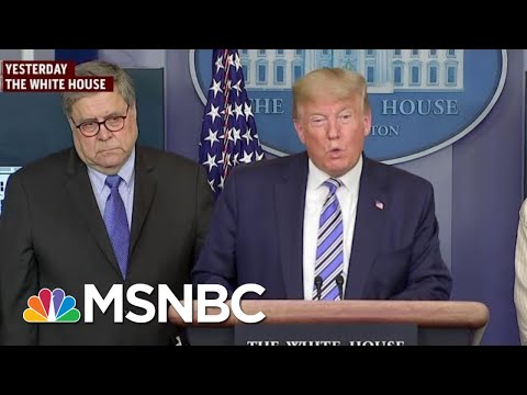 Trump Eager To End Social Distancing As Virus Spreads Faster   Morning Joe   MSNBC