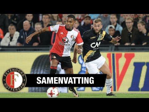 Samenvatting | Feyenoord - NAC Breda 2017-2018