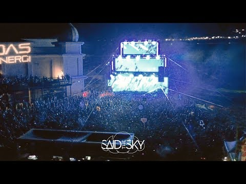 SAID THE SKY at DAS ENERGI Festival 2017   Darling ft. Missio