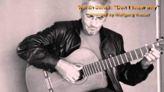Don´t know why - Norah Jones - guitar cover