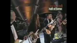 Eagles Hotel California Live at 1998 Hall of Fame