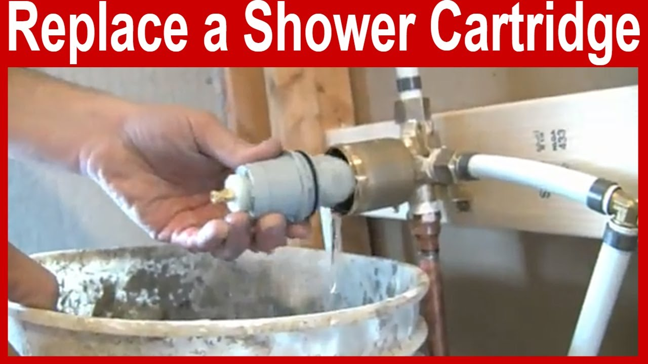 How To Replace A Delta Shower Cartridge