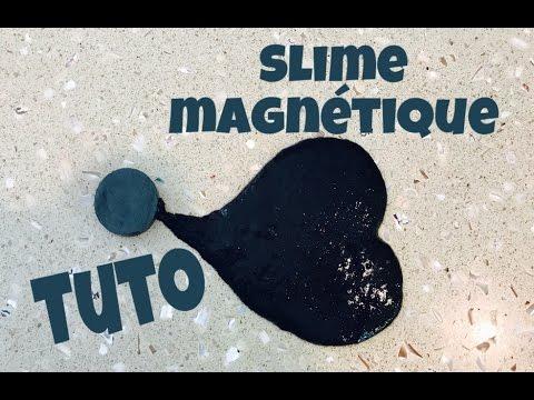 tuto slime magn tique recette facile comment faire du slime magn tique youtube. Black Bedroom Furniture Sets. Home Design Ideas