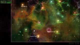 [Weird Worlds: Return to Infinite Space] PC gameplay