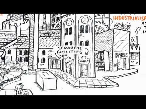 Кен Робинсон - Новый взгляд на систему образования - Популярные видеоролики!