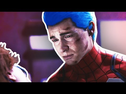 the. end. (Spiderman PS4 #9 ENDING)