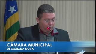 Sandrinho Saraiva - Pronunciamento 31 03 2017