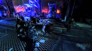 Batman: Arkham Origins - Exclusive Knightfall PS3 Content