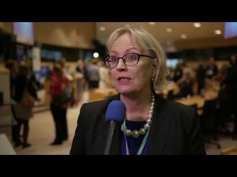Interview with Julie Girling, MEP