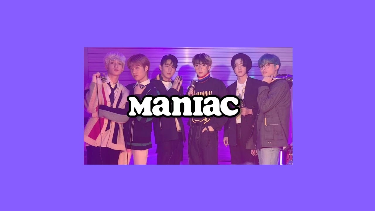 Download Maniac ㅡ P1Harmony cover [thaisub]