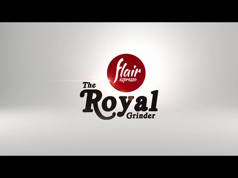The Royal Grinder from Flair Espresso