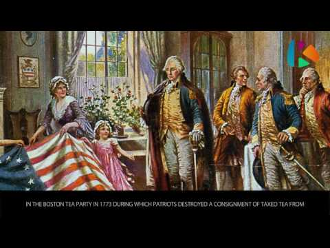 The American Revolution - Historical Events - Wiki Videos by Kinedio