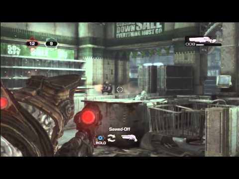 Team Deathmatch Four - Checkout - TheBaffMan's Gears 3 Beta Ultimate Guide