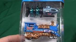 Hot Wheels Rail Rodder And More from the 2006 Wild Things 5-Pack