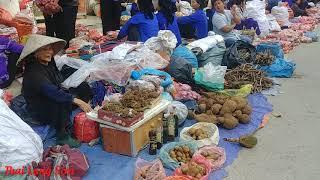 CHỢ PHIÊN ĐỒNG MỎ LẠNG SƠN có bán rất nhiều loại thuốc quý I Thai Lạng Sơn