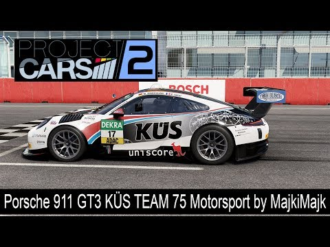 Project CARS 2  Porsche 911 GT3 KÜS TEAM 75 Motorsport