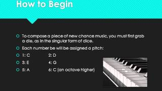 Music Composition: Chance Music