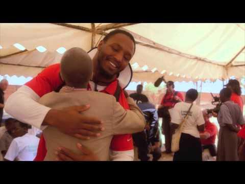 Robert Quinn Gives the Gift of Hearing in Uganda and Kenya