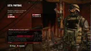 Spec Ops The Line Multiplayer Gameplay PC (HD) Comentado Español