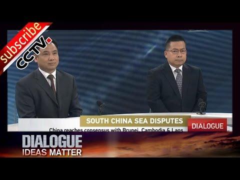 Dialogue— South China Sea Disputes 04/25/2016 | CCTV