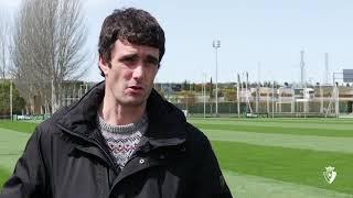Sergio Amatrian | Previa Osasuna Promesas - Real Sporting de Gijón B