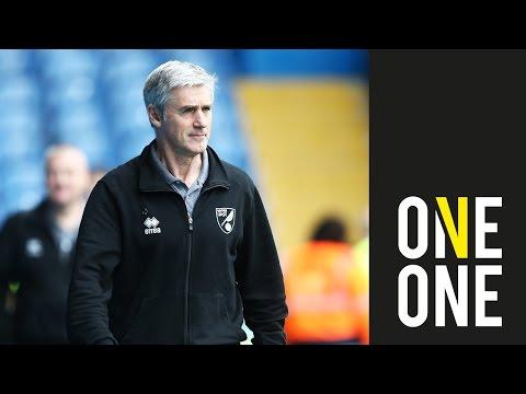 Norwich City v QPR: EXCLUSIVE Alan Irvine Preview