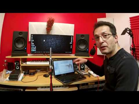 Room Acoustic Equalization/Correction with Behringer Ultra-Curve Pro DEQ2496