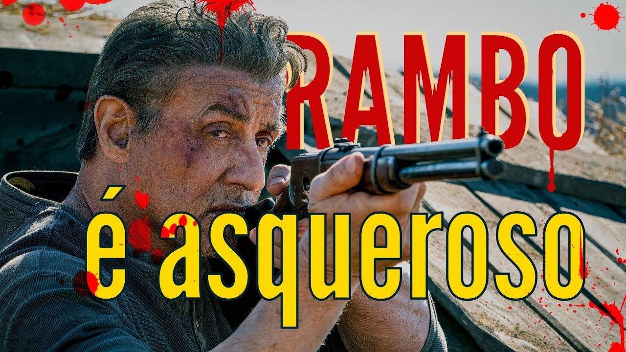 Análise Rambo 5 e muitos motivos para assistir [SEM SPOILER]