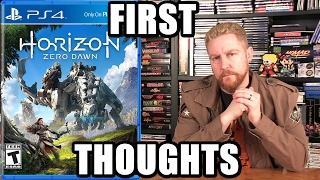 HORIZON ZERO DAWN (First Thoughts) - Happy Console Gamer