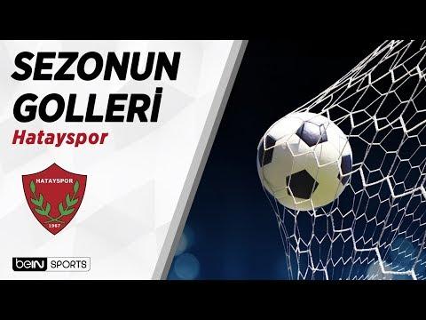 1. Lig'de 2018-19 Sezonu Golleri | Hatayspor